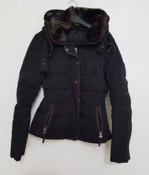 Winter Jacke von zara Gr 34