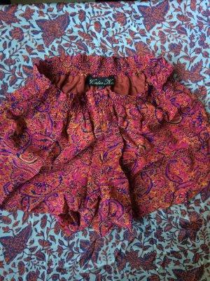 Winter kate Pantalon court multicolore
