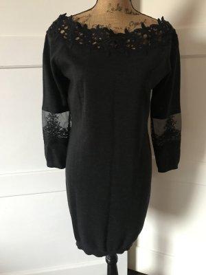Clements Ribeiro Woolen Dress black