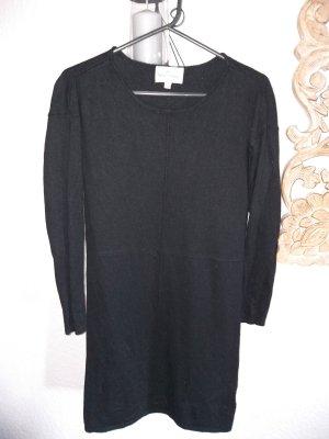 Blue Motion Wollen jurk zwart