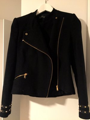 winter kurz blazer zara