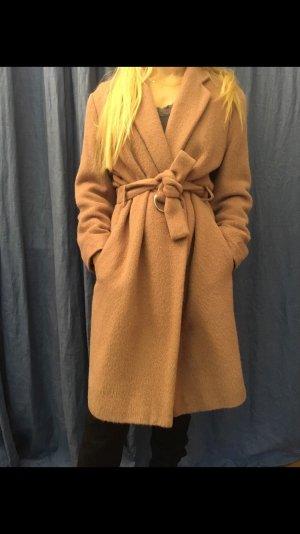 Acne Cappotto invernale multicolore Lana d'alpaca