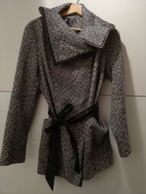 Atmosphere Coat Dress black-grey