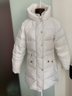 Etirel Gewatteerde jas wit