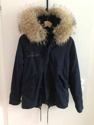 Winter Parka mit Fell