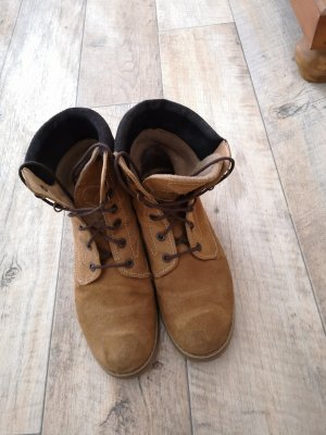 Bama Snow Boots light brown