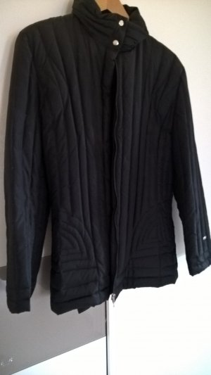 Quilted Jacket black polyester