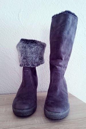 Winter Stiefel mit Keilabsatz