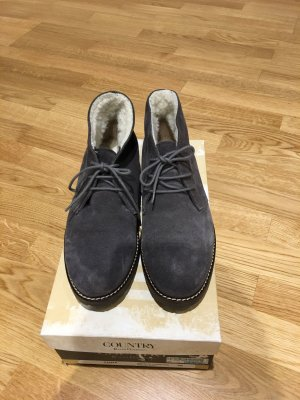 Ralph Harrison Winter Booties grey