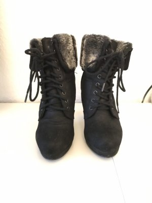Winter Stiefeletten mit Fell