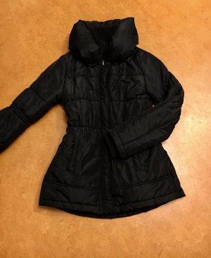 Winter-/Übergangsjacke, schwarz, Größe S