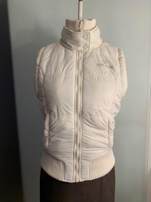Winter Weste Jacke ohne Ärmeln Gr 36 S von Pepe Jeans London