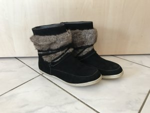 Zalando Booties black