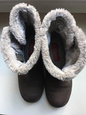 s.Oliver Botas de nieve gris