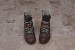 Gabor Boots multicolored leather