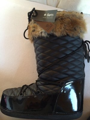 Barts Snow Boots black