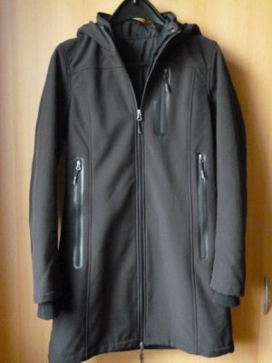 Winterfester 2 in 1 Softshell-Kurzmantel, Gr. M (36/38)