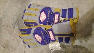 Gevoerde handschoenen veelkleurig