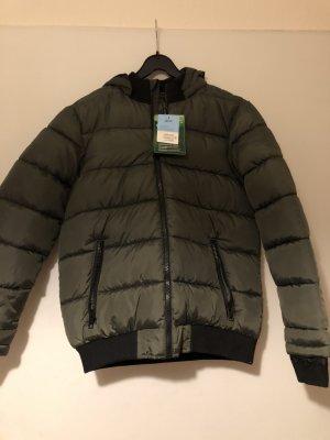 Alive Winter Jacket dark green