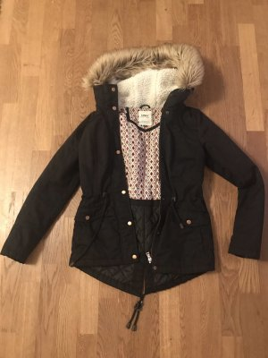 Only Winter Coat black