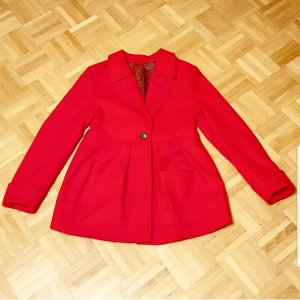 Acne Giacca invernale rosso