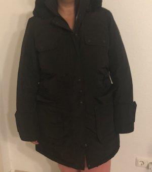Wellensteyn Abrigo de invierno negro