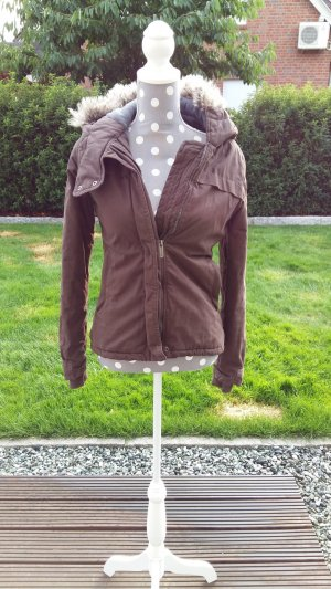 Bench Winter Jacket brown