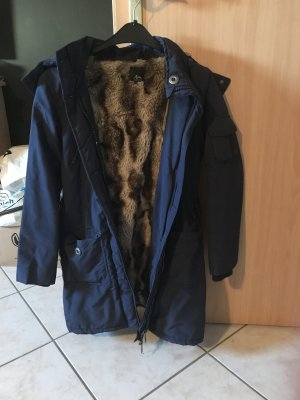 Ann Christine Winter Jacket dark blue
