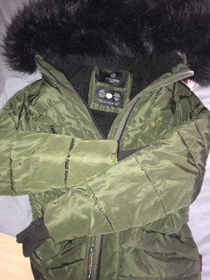 Fur Jacket khaki