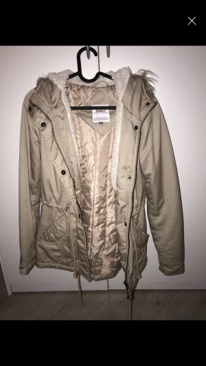 Only Winter Jacket beige