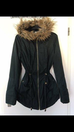 Asos Tall Winter Jacket forest green-dark green