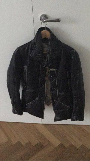 Winterjacke aus Leder von Scervino