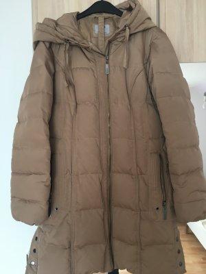Yessica Winter Jacket beige-camel