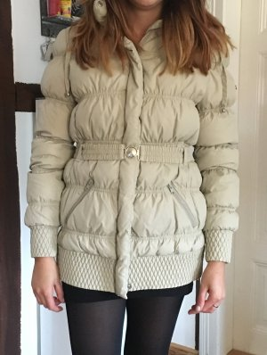 Mango Winter Jacket cream-oatmeal