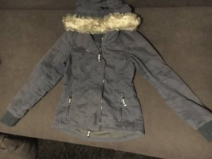 Winterjacke Bench Navy Blue