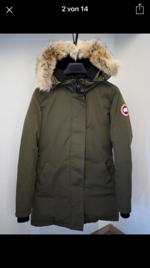 Canada Goose Down Coat multicolored