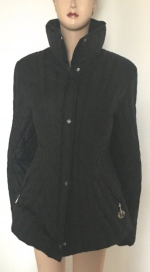 Airfield Winter Jacket black mixture fibre