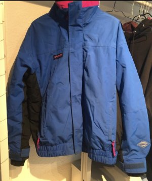 Columbia Winter Jacket blue-pink
