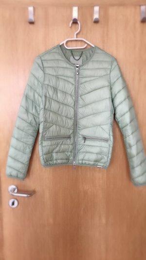 Amisu Down Jacket sage green