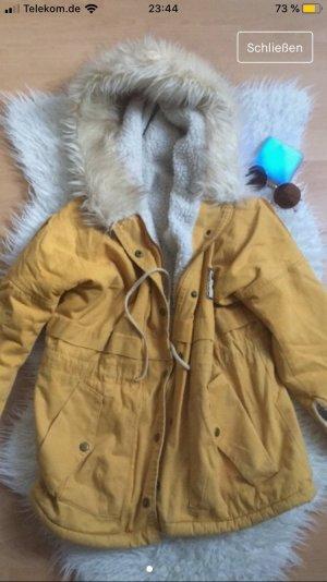 Winter Jacket sand brown