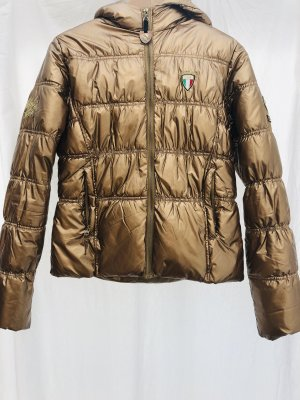 quality design 4e361 c869b Winterjacke / Daunenjacke Gold Nickelson