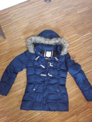 Down Jacket steel blue