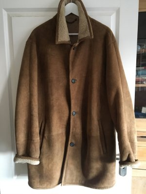 Winterjacke für Männer/ Original Shearling aus Italien