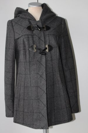 George. Duffle-coat gris anthracite-gris