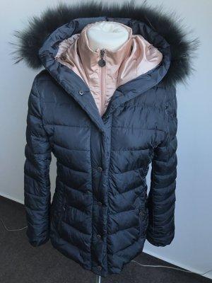 WinterJacke Grau Fell