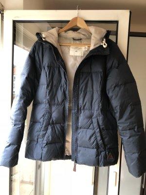 Winterjacke H&M dunkelblau