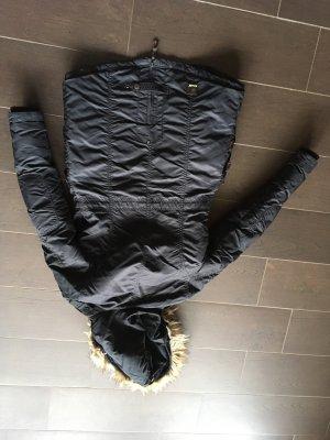 Winterjacke in dunkelblau von khujo