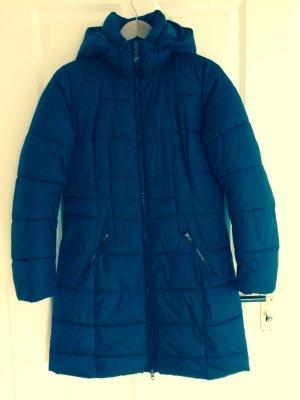 Winterjacke in dunkelblau von Tom Tailor in der Größe M (38).