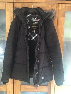 Khujo Winter Jacket multicolored