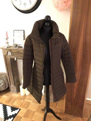 Esprit Manteau en duvet brun-marron clair